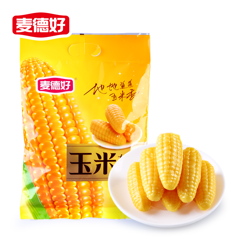 Macdermid good corn sugar candy wedding candy fruit sugar 458g chewingum nostalgic snacks wedding candy wholesale