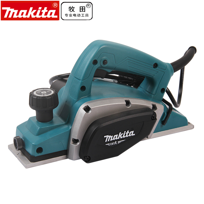 Makita makita woodworking planer and thicknesser planer woodworking planer portable M1902B M1901B planing push