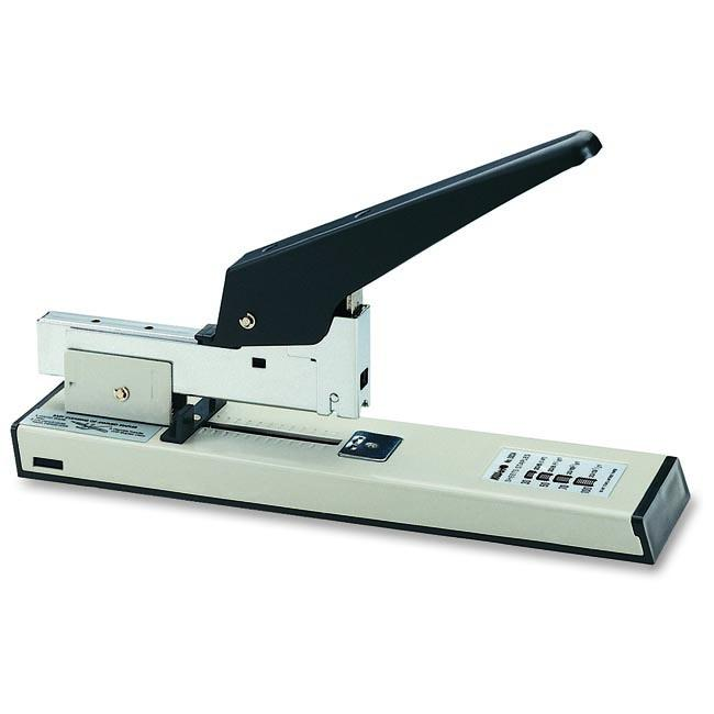 Mall genuine can get excellent thick heavy stapler stapler stapler thick layer stapler 50sa can provide 100 sheets