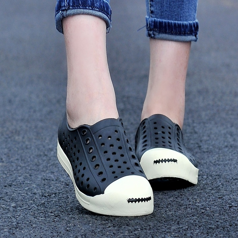 d0098067639530 Get Quotations · Mama dylan summer couple breathable sports and leisure  shoes men set foot lazy shoes sandals nest