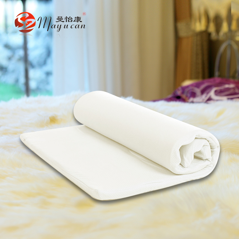 Manyi kang thickening slow rebound memory foam mattress mattress dorm mattress folding single health mattress summer