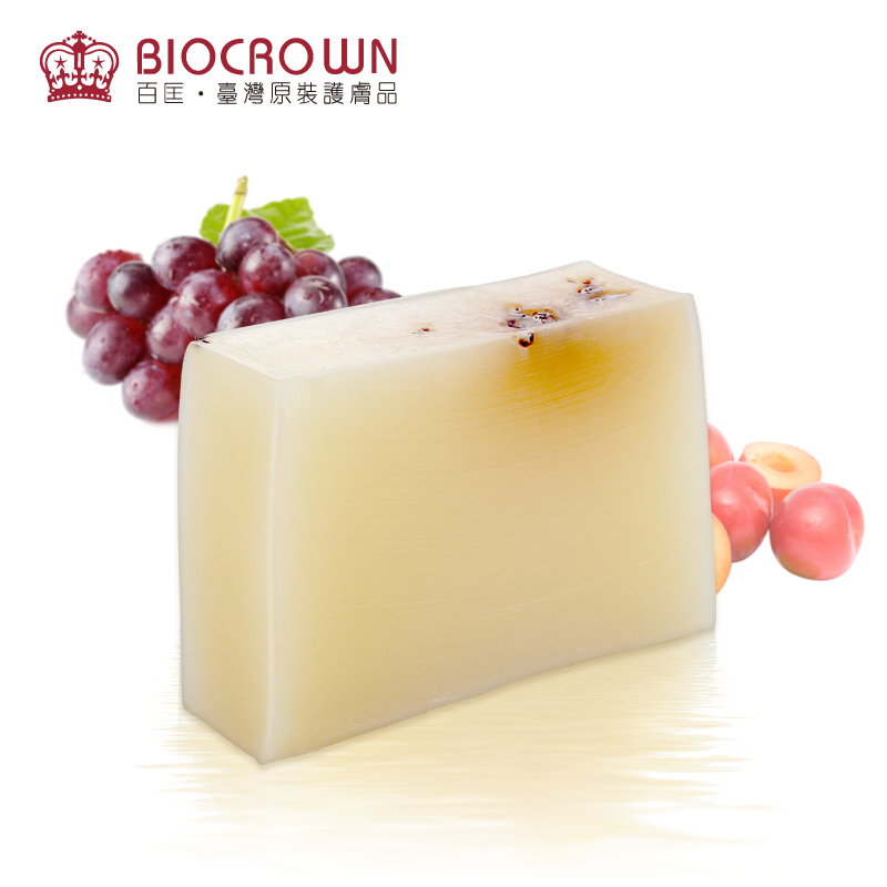 Marina taiwan imported grape lee honey oil soap oil soap soap soap handmade soap whitening soap
