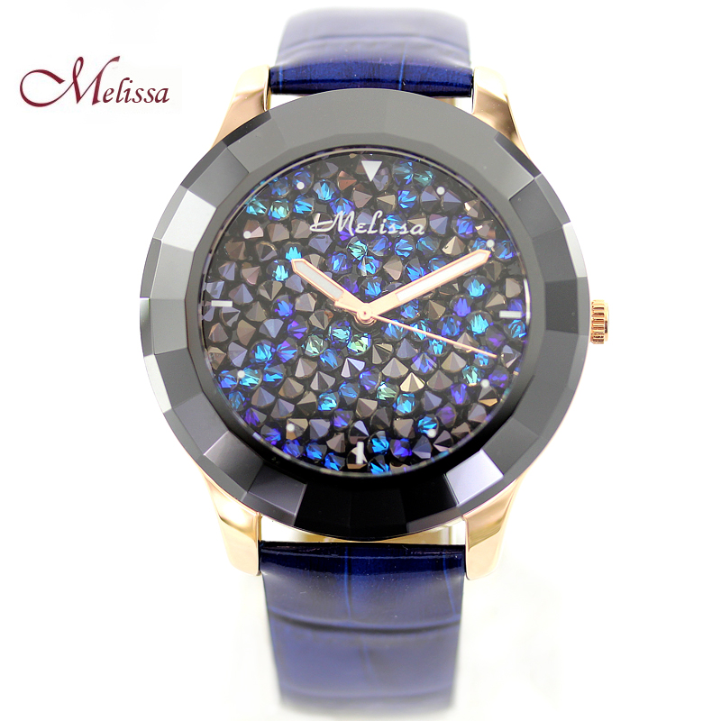 Marisa genuine female form quartz ceramic ring decorative fashion temperament female students watch fashion watch crystal