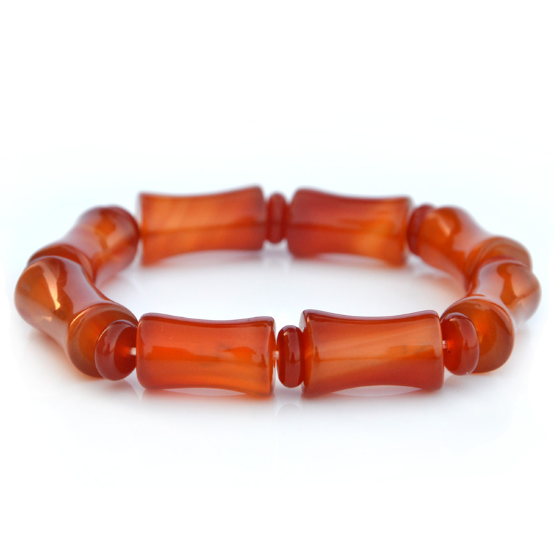 Masato rhyme natural agate jade beads bracelet bracelets men to send her boyfriend a gift genuine special offer free shipping