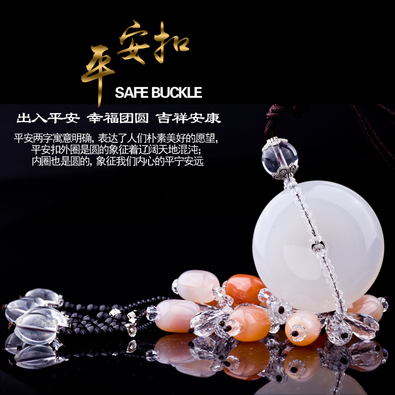 Master the opening upscale automobile glass ornaments brave creative ornaments jushi car accessories