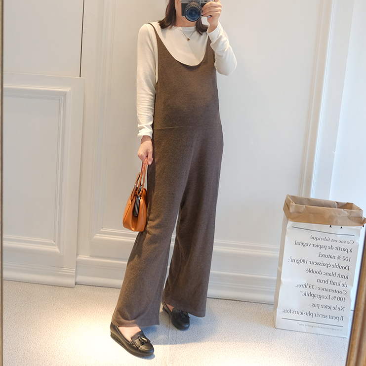 Maternity autumn autumn 2016 new maternity overalls pants trousers fall pregnant maternity pants maternity pants autumn outer wear