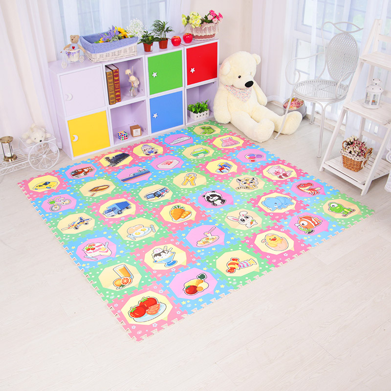 Matilda puzzle mats for children early education enlightenment 3d stereo sound early childhood literacy ar mats children's cognitive sound toys