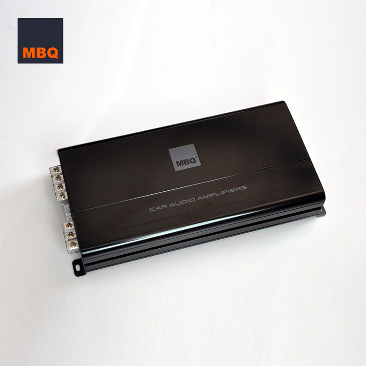 Mbq 2 channel 200 w scrambed ma200 car audio amplifier audio conversion