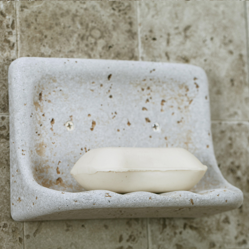 Meaka/ka ming clearance antique to do the old gray export artificial stone art sanitary ware bathroom soap dish soap box