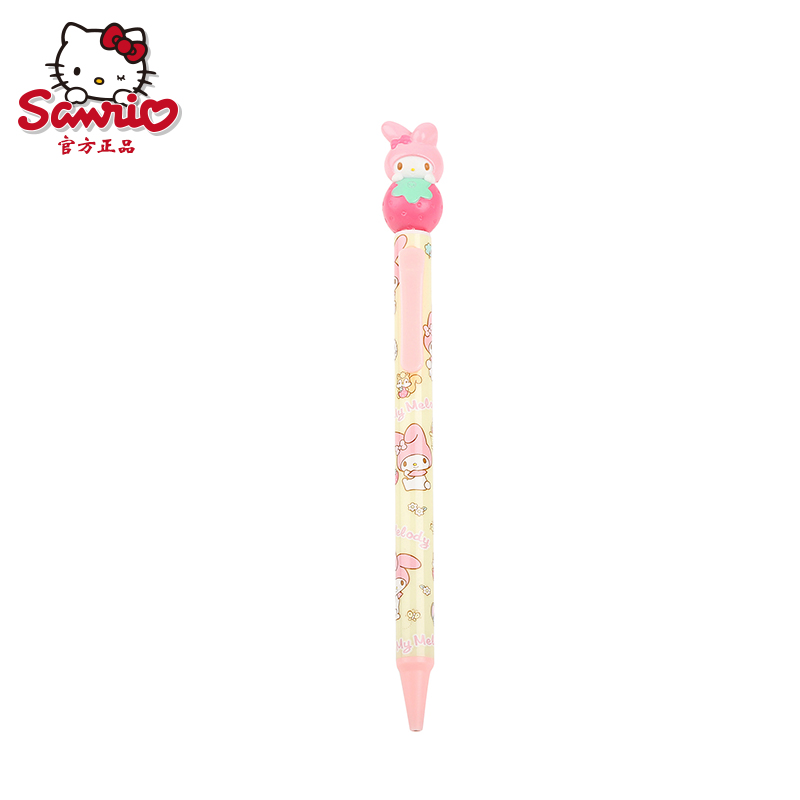 Melody melody me automatic pencil writing pen pupils cartoon cute children learning supplies