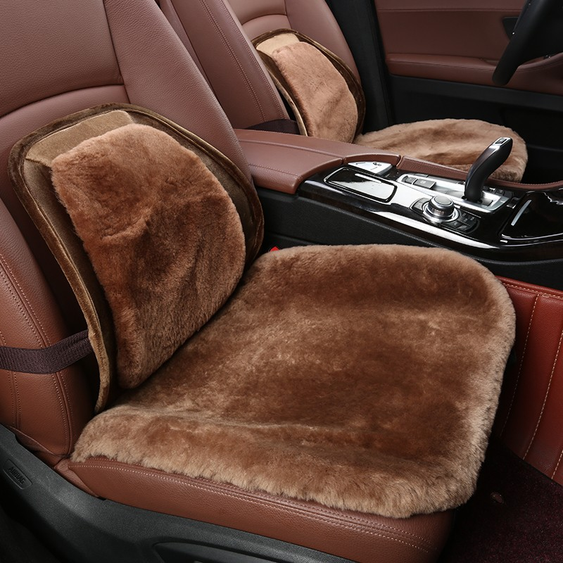 Mercedes e300l E200LE260E320L E400L wool cushion four seasons general motors seat three sets
