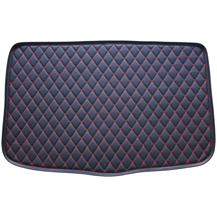 Mercedes slk200 slk350 roadster coupe trunk mat new slk class leather boot of the pad dedicated
