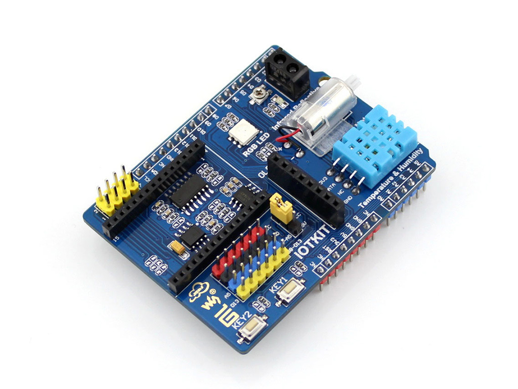 Micro snow cloud control smart home function board is compatible with arduino uno nucleo development board development board