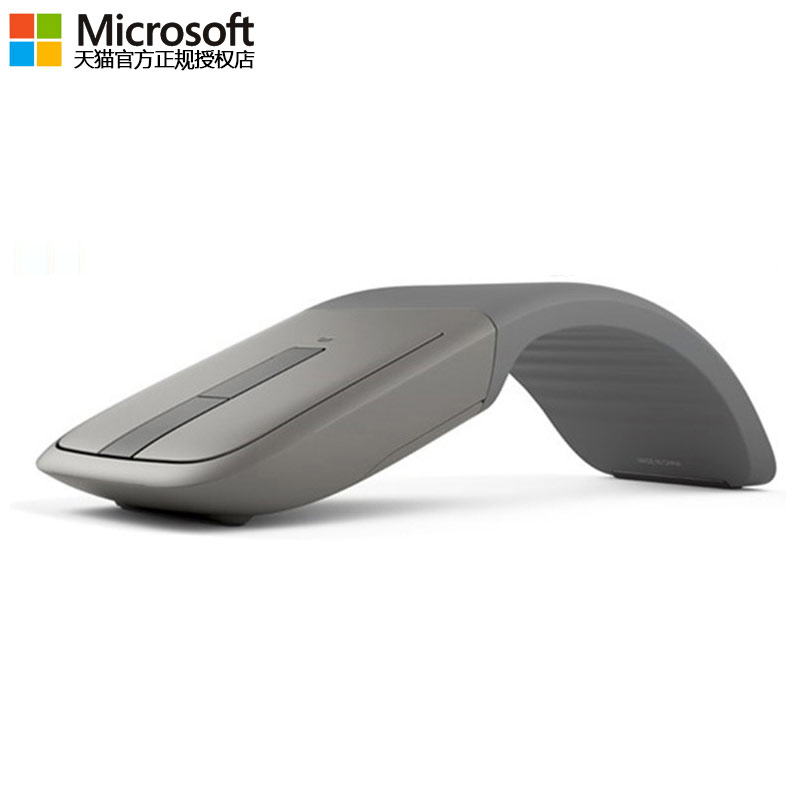 Microsoft arc touch surface bluetooth bluetooth 4.0 wireless mouse laptop mouse free shipping