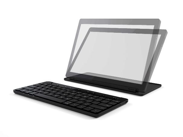 Microsoft microsoft universal bluetooth portable keyboard ios/android/win smartphone tablet use