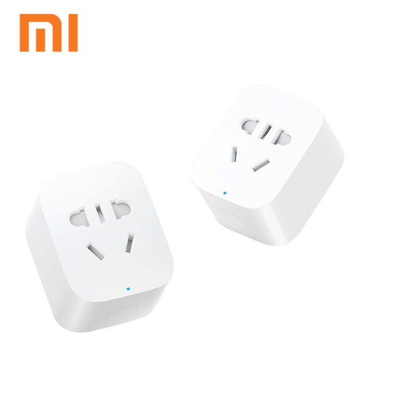 Millet smart socket outlet versatile creative intelligent wifi phone remote control socket strip inserted row