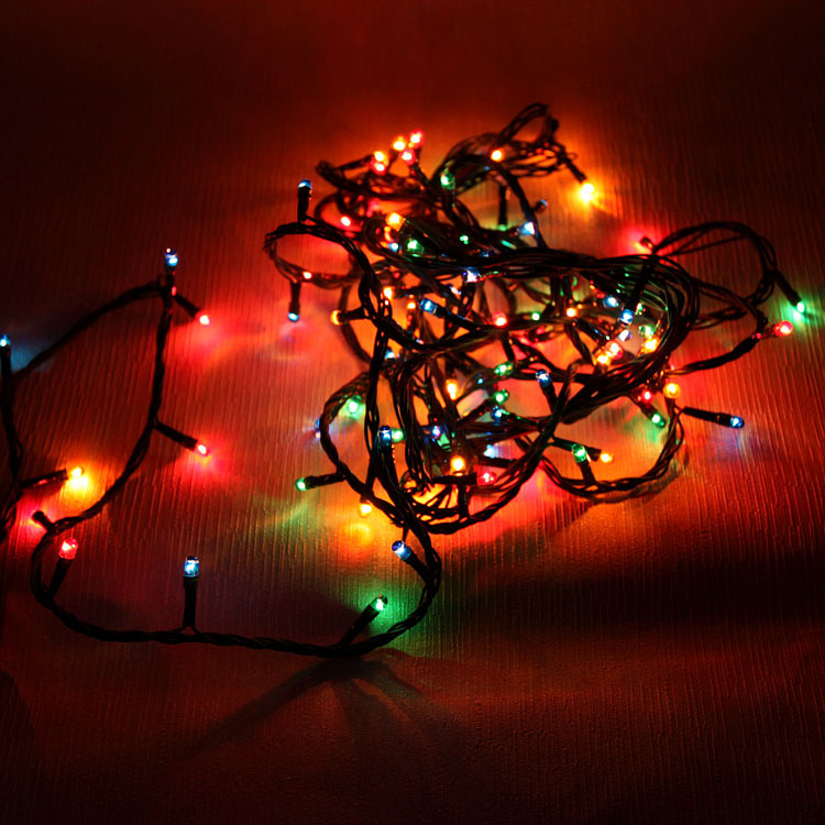 Million dream new year decorative lights led holiday lights flashing string lights wedding celebration stabbled under a sky full of stars light decorations