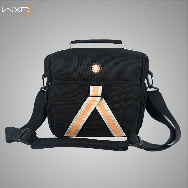 Million letter of canon nikon slr camera bag shoulder camera bag fashion casual shoulder portable camera bag