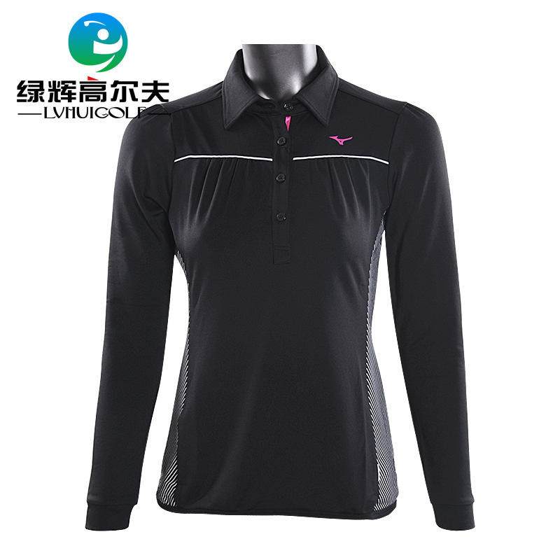 Get Quotations · Mizuno golf mizuno golf clothing female new winter long sleeve t-shirt sports t-