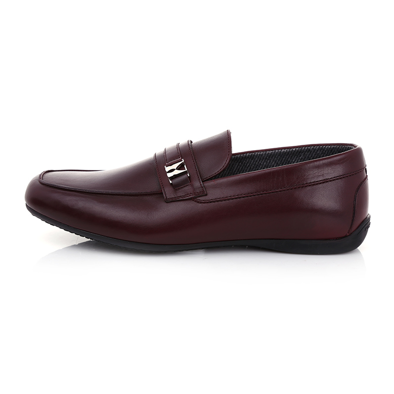 Moreschiæ©éæ¯base authentic italian men's business casual shoes leather shoes shallow mouth shoes