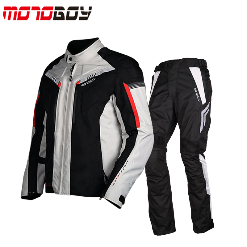 Motoboy motocross riding clothes suit rally racing suits motorcycle clothing drop resistance clothing male knight equipment