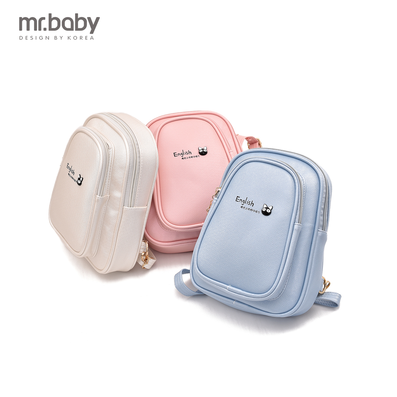 Mr. baby korean version of the female children small satchel shoulder bag fashion girls jewelry bag casual bag small chest pack 2016 new