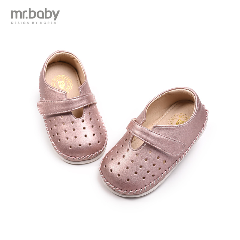 Mr. mr. baby2016 spring baby shoes hole shoes children shoes korean boy casual shoes women shoes new