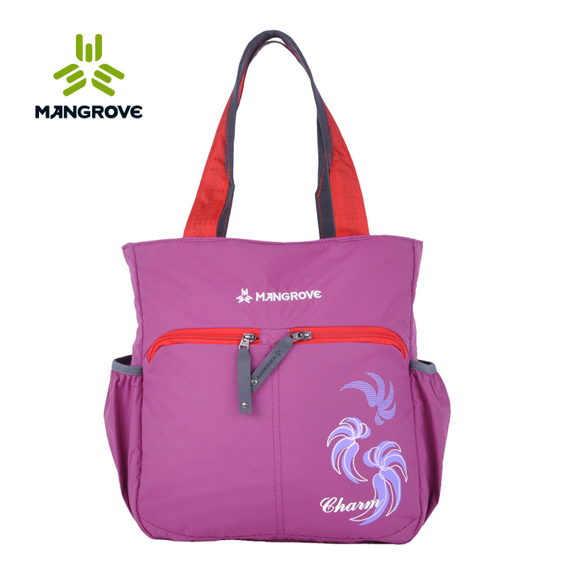 Ms. mange fu mangrove outdoor printing shoulder bag hand bag fashion bag casual 30295