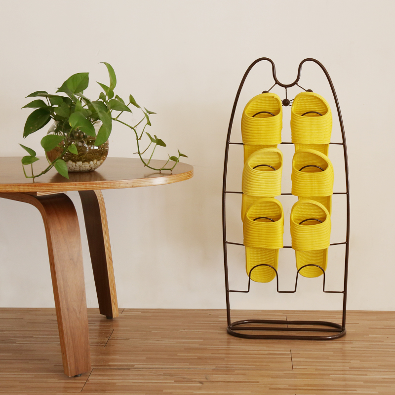 3285e7cbcc7 Get Quotations · Multilayer shoe rack ikea overall bath room modern  creative indoor slippers shoe rack simple floor storage