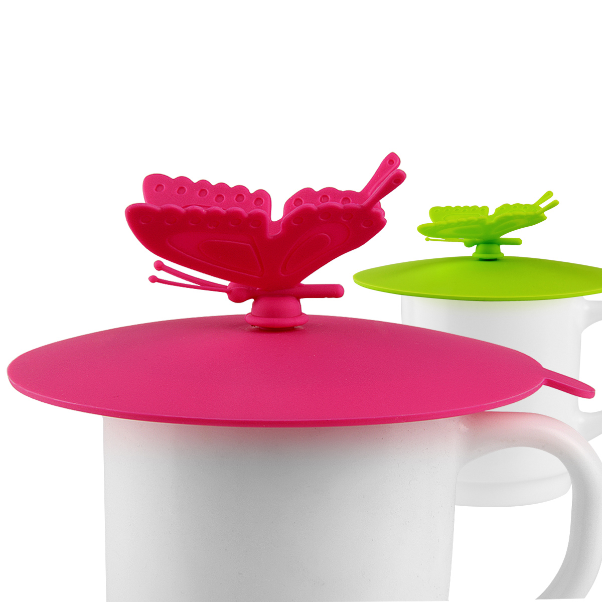 Get Quotations · Nabi platinum silicone cup gai make lid lid cup lid cup lid seal leak toxic dust