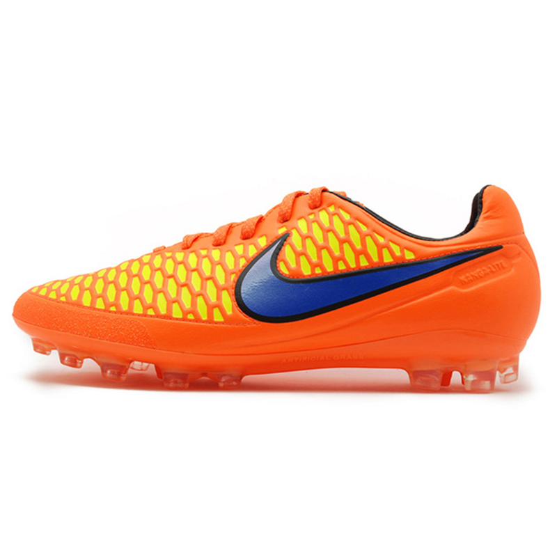1b0bd7c99456 Get Quotations · New authentic nike nike magista orden ag ghost cards  second person grass soccer shoes 717134