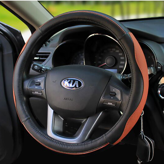 New blue label hover h6 car steering wheel cover to cover four seasons general car interior products change decoration