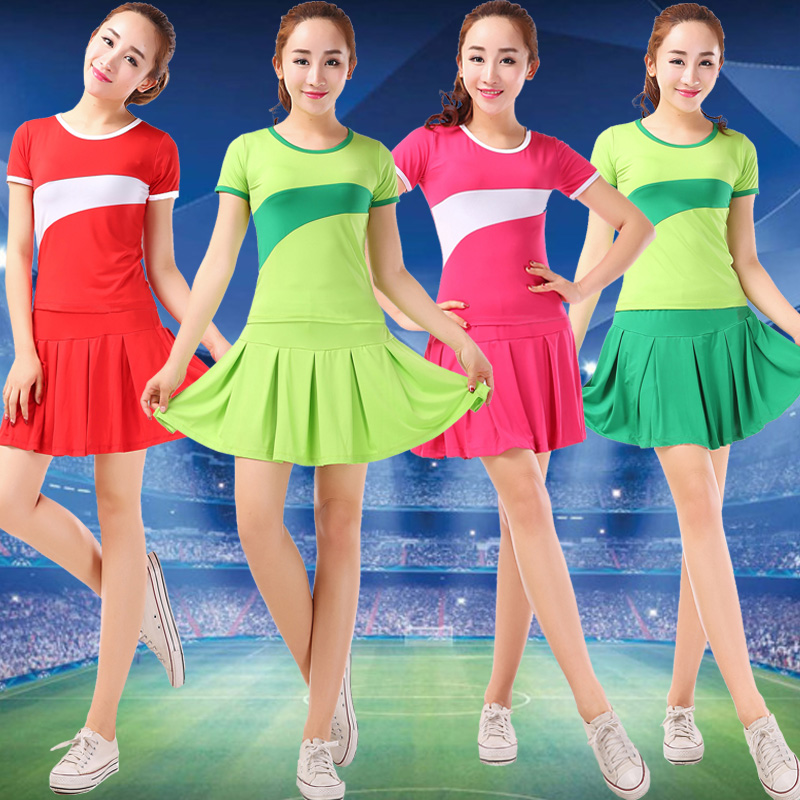 New girlhood same paragraph costumes cheerleading clothes lara cheerleading uniforms cheerleading apparel cheerleading football baby suit