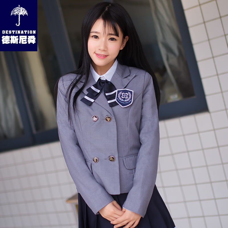 Ni shun dez who are you at the beginning of high school college students school uniforms england college school uniforms fall and winter uniforms coat