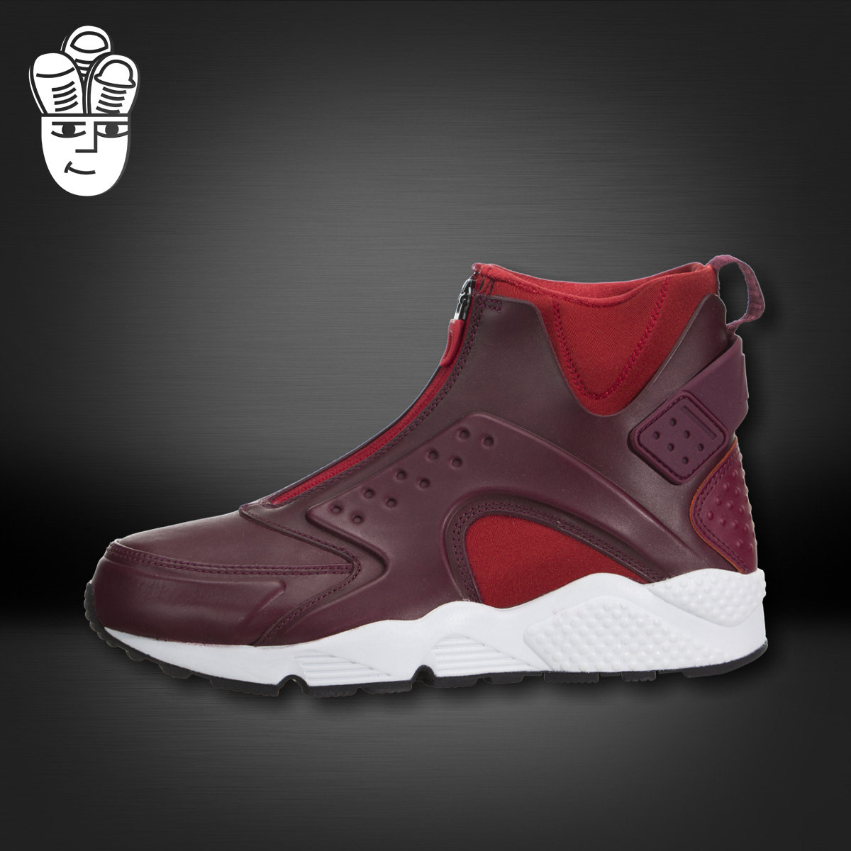 huge discount 3bcfa 0572d Get Quotations · Nike air huarache run mid prm wallace running shoes nike  womens running shoes to help