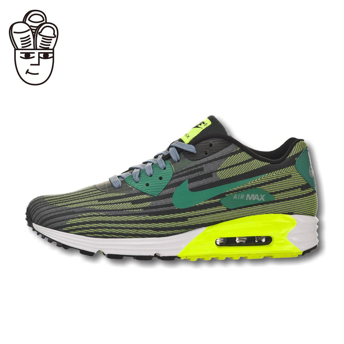 the latest b11de ccf8f Get Quotations · Nike air max lunar 90 lunar running shoes nike men jacquard  jacquard suit 654468