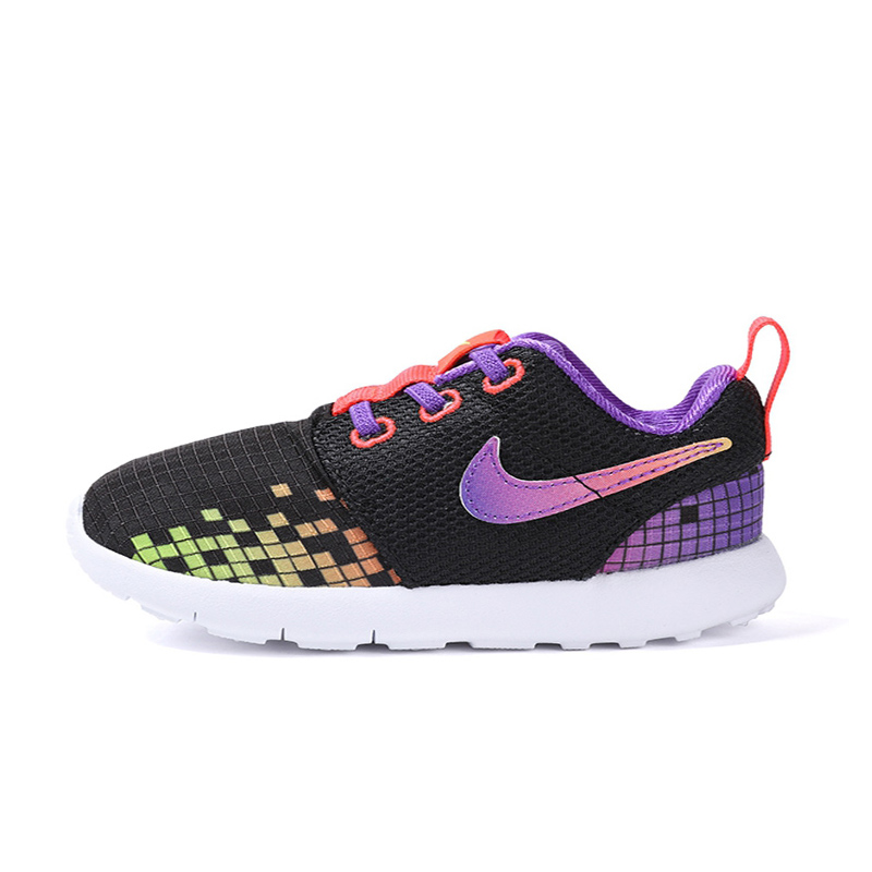 cc826122983a Nike authentic nike roshe one print girls children children s sports shoes  749354-604