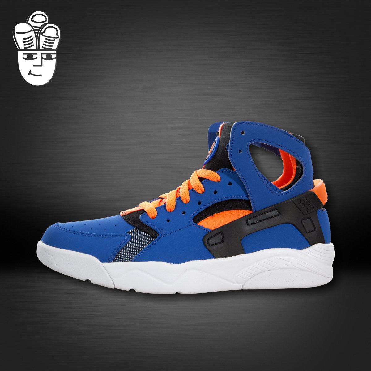 Get Quotations · Nike flight huarache nike high to help men and women gs  retro basketball shoes sports shoes 572ea8cf7