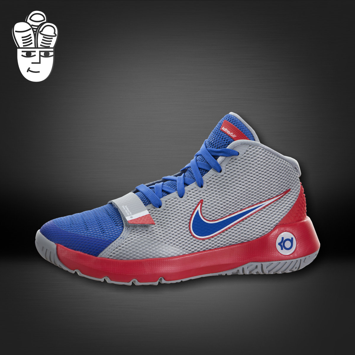 e872730f06e8 Get Quotations · Nike kd trey 5 Â vii (kids) durant nike basketball shoes  for men and