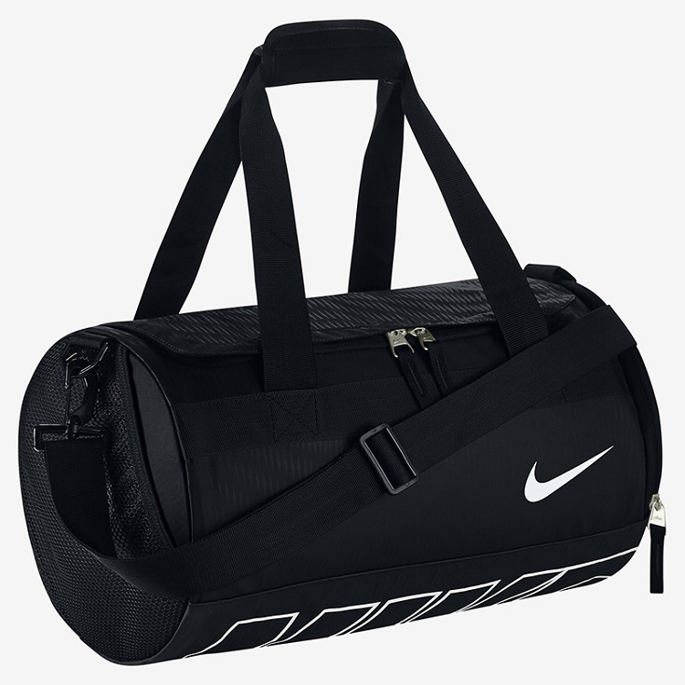9cdbf60e8650 Get Quotations · Nike nike gym bag sports bag travel bag basketball soccer  bag barrel bag bag baoxie BA5185
