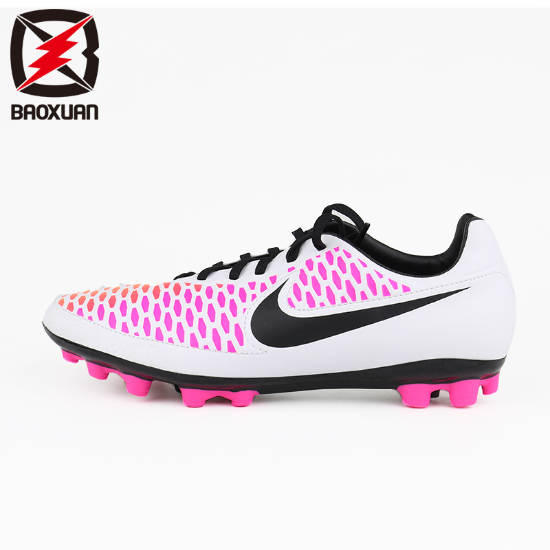 beea99c229fe Get Quotations · Nike nike magista ghost cards ag short nails artificial turf  soccer shoes men slip 717132-