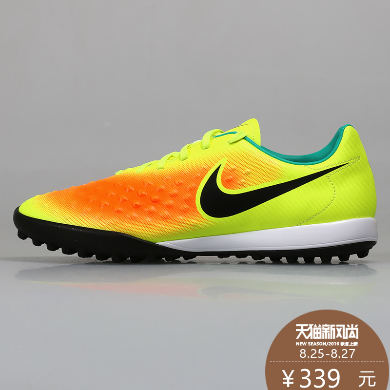 d9f4b2c41458 Get Quotations · Nike soccer shoes ghost cards tf 2 generations authentic  nike magista onda tf broken nails artificial