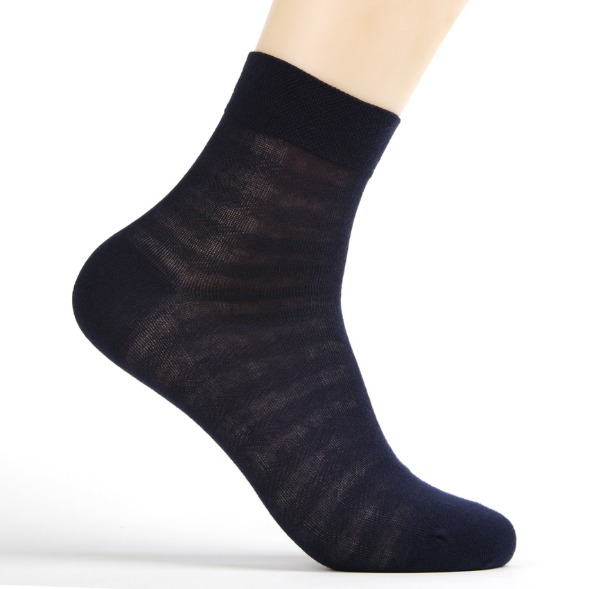 Nile thin duantong cotton socks for men genuine spring and summer openwork mesh cotton socks cotton 100% cotton 8391