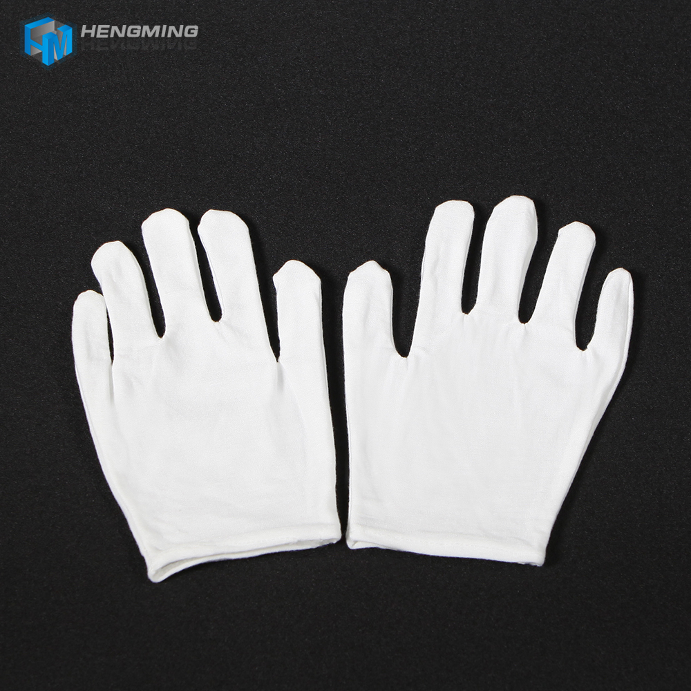 No Fingerprint Photography Shooting Gloves Clean White High Quality Cotton Props Recommend In Price On Alibaba