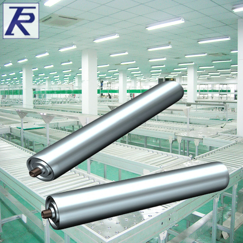 Non standard custom stainless steel roller galvanized roller drum lines without power roller conveyor roller