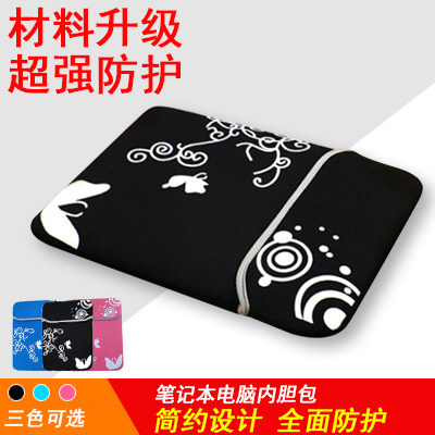 Notebook sleeve laptop bag 15.6 inch 14 inch 13 inch 12 inch 10 men and women inch tablet laptop protective sleeve 14