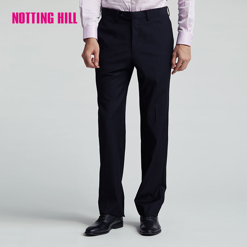 Notting hill/notting hill notting hill men's autumn mens business suits trousers slim trousers NB74422