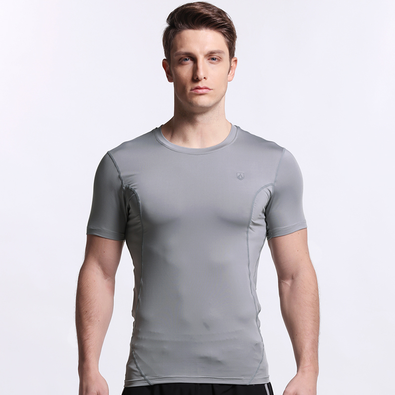 a33a011762 Get Quotations · Of terpeneand running fitness sports t-shirt men short  sleeve summer clothes round neck t