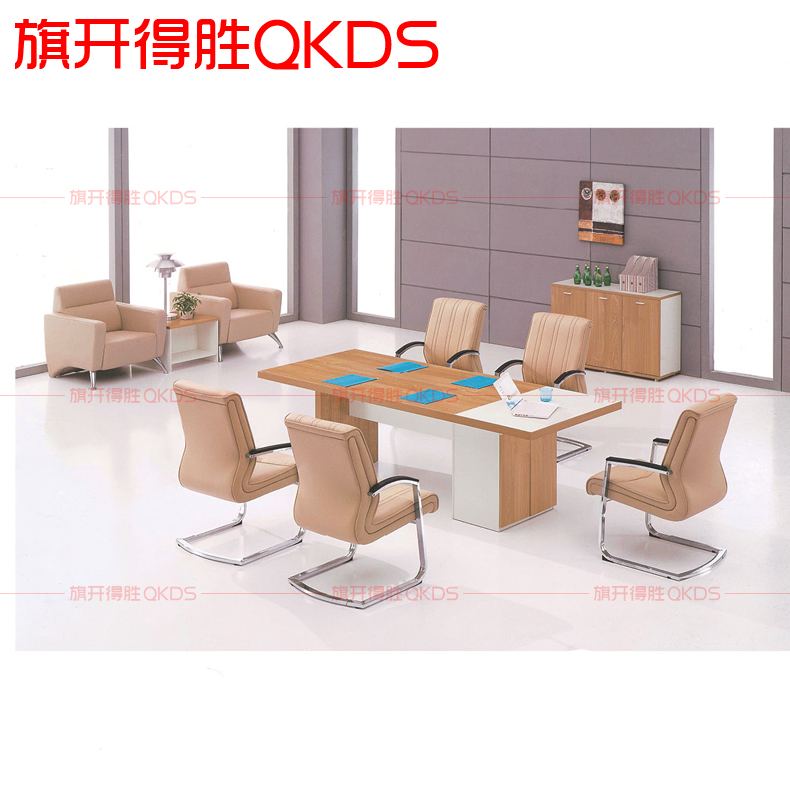 Office furniture desk plate conference table conference table negotiating table desk stylish simplicity
