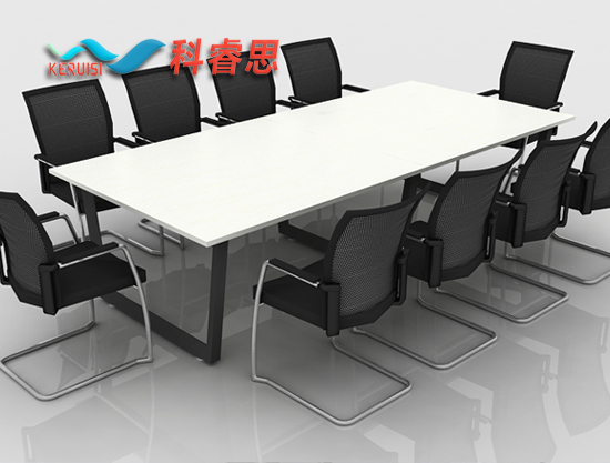 Office furniture desk small conference table minimalist fashion plate conference table large table negotiating table